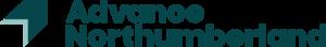 Advance Northumberland logo